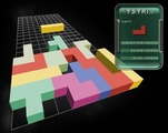 Jeu-de-tetris-en-3d